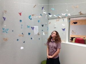 Sheena and her story of butterflies and identity