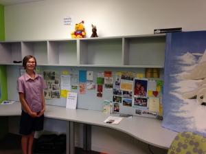 Katherine and her exploration of whenua and whanau